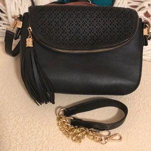 Madison West Tote/Cross Body Handbag